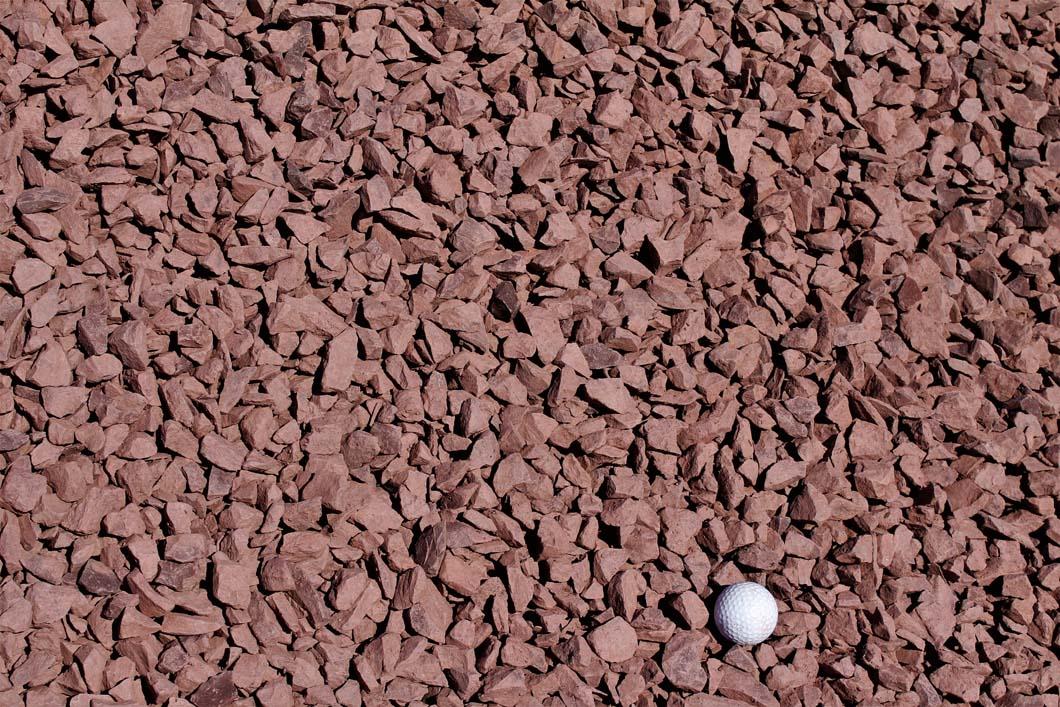 Decorative gravel landscape materials for Decorative landscape gravel